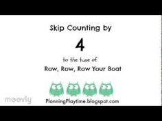 Check out this fast and easy way to memorize multiplication tables - Skip counting to simple tunes your children already know. It's amazing! Multiplication Songs, Math Songs, Math For Kids, Fun Math, Skip Counting Songs, Homeschool Math, Homeschooling, Third Grade Math, Math Facts
