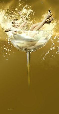 anbenna: Paco Rabanne - Lady Million - Eau My Gold Happy New Year Gif, Happy B Day, Beautiful Gif, Beautiful Pictures, Beautiful Things, Paco Rabanne Lady Million, New Year Wishes, Happy Birthday Greetings, Birthday Quotes