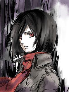 Mikasa Ackerman | Shingeki no Kyojin #SnK