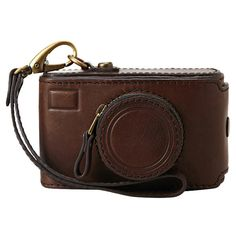 FOSSIL® Accessories Travel:Women Vintage Revival Camera Case SL4084 ($78) ❤ liked on Polyvore