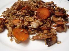 Pork Fried Rice Recipe - Chinese.Food.com: Food.com