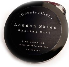 Country Club for Men London Skies Shaving Soap Shaving & Grooming, Shaving Soap, Sky, Club, London, Country, Products, Heaven, Rural Area