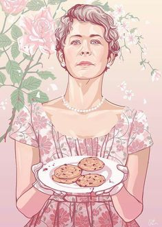 Carol and her cookies