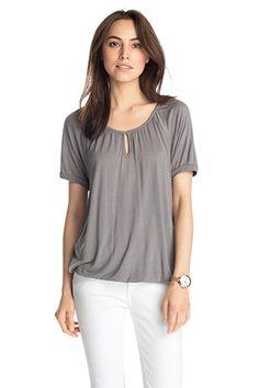 Esprit / T-shirt carmen fluide