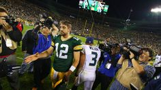 The name ranked ahead of Aaron Rodgers might surprise you, but a second-half surge coincided with massive improvements by the players around that signal-caller.