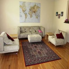 Carpet Runners In Johannesburg Referral: 5619159754 Hallway Carpet Runners, Carpet Stairs, Living Room Rugs Ikea, Dining Room, Where To Buy Carpet, Ikea Decor, Best Ikea, Plush Carpet, Large Area Rugs