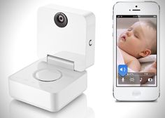 Monitor Intelligent Baby Monitor for Apple iPhone
