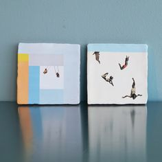 The tiles of StoryTiles are of high quality, traditionally baked at 830°C and made in Holland. The miniature stories on the tiles are all designed by Marga van Oers. The pieces of art are heat and water resistant, and the unique designs will last a lifetime. We ship the securely wrapped tiles safely to your …