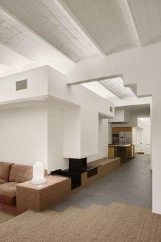 Arquitectura-G, José Hevia · Girona Street