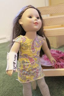 Your Creativity Inspires Me: DIY Doll Cast - no sew