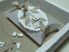 Another cool idea for these little pillow boxes!