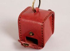 ecbdb7ffc3c23b Pig Leather Coin Purse with Keychain Coin Purse, Suitcase, Coins, Coining,  Coin
