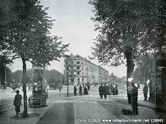 Charlottenburg - Am Knie, Ernst-Reuter-Platz, 10587 Berlin - Charlottenburg (1904)