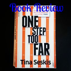 one step too far by Tina Seskis #book #review
