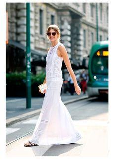 maxi dress, strap sandal,.. : 네이버블로그