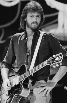 Barry Gibb - He is just so Darn handsome!!!