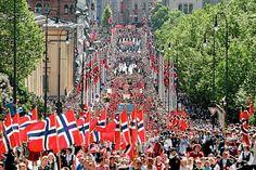 Gratulerer med dagen ♥ Happy birthday Norway :-D