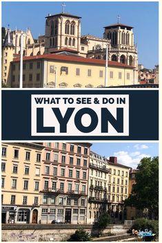 Lyon is a fabulous city for a short break. Find out more here. #Lyon #LyonFrance #ThingsToDoInLyon