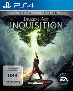 Dragon Age: Inquisition: PlayStation 4: Amazon.de: Games