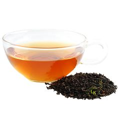 LizzyKate.com - Black Teas: Paris Blend | This fruity and creamy is fittingly named after the City of Lights.