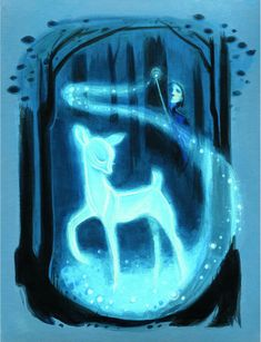 Cute Harry Potter Illustrations - Randommization