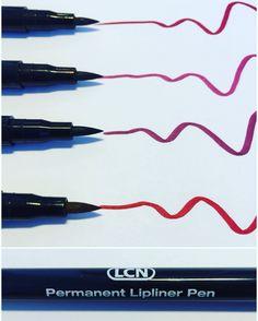 Permanent Lipliner pen