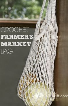 Happiness Crafty: 20 FREE Crochet Patterns For Your Kitchen