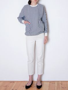 Vintage orange micro-pleat mock neck blouse oversized,short sleeved top.