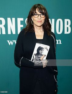 Katey Sagal signs copies of her new book 'Grace Notes: My Recollections' at Barnes & Noble Union Square on March 30, 2017 in New York City.