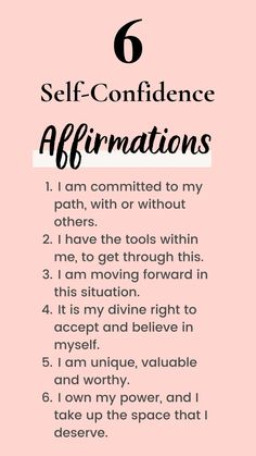 Positive Affirmations Quotes, Self Love Affirmations, Morning Affirmations, Affirmation Quotes, Positive Quotes, Positive Phrases, Affirmations For Anxiety, Healing Affirmations, Positive Self Talk