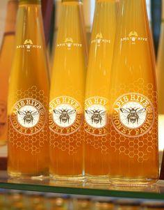 BRANDING :: Apis Hive Honey on Behance