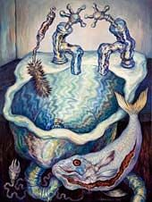 Surrealism, Contemporary Art, Concept, Artists, Drawings, Painting, Painting Art, Sketches, Paintings