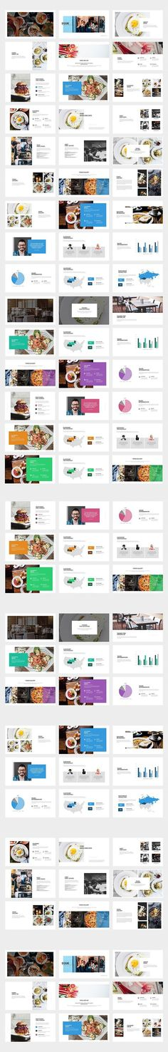 V1 Ebook Template Powerpoint Keynote | Pinterest | Keynote and Template