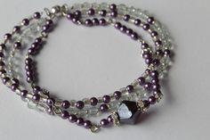 Armband, Edelstahlschmuck, große Größe -  erhältlich bei Curvy Jewel auf Dawanda.com