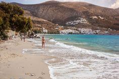 aegiali beach