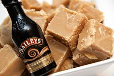 Homemade Microwave Baileys Fudge