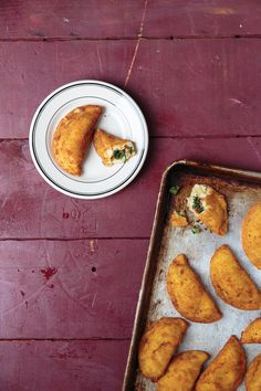 Broccoli Rabe and Italian Sausage Fried Ravioli | SAVEUR