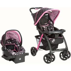 Disney Saunter Luxe Travel System, Alice In Wonderland. trying so hard not to order this right now!