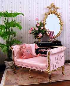"Shabby chic pink... Follow Vintage: https://www.pinterest.com/lyndanna/vintage/ ...Get Your Free Course ""Viral Images for Pinterest"" Now at: CashForBloggers.com"