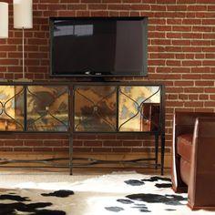 Smoke and Mirrors : Classic Contemporary : Closed Storage : con-closto-001 | Caracole Furniture