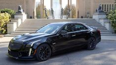 The 2017 Cadillac CTS-V is the latest and greatest super sedan from GM's luxury division. It packs the from a Chevy Corvette into a sleek body. Chevy Corvette Z06, Chevrolet Impala, 1957 Chevrolet, Cadillac Cts V, Automobile, Bmw Wallpapers, Suv Cars, Chevy Trucks, 4x4 Trucks