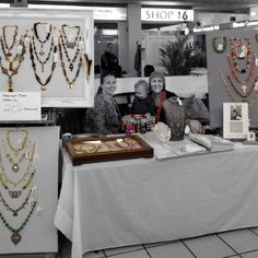 Jewellery at the Artisan Market