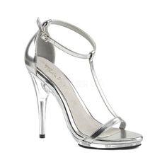 29dee82b730 Women s Fabulicious Poise 526 T-Strap Sandal Sandals. Ankle Strap HeelsAnkle  ...