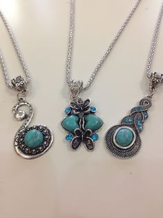 Turquoise Necklace, Pendant Necklace, Jewelry, Bangle Bracelets, Jewlery, Jewerly, Schmuck, Jewels, Jewelery