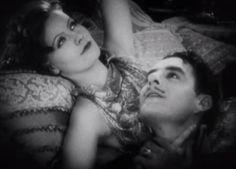 "cineodeon: "" Greta Garbo in The Flesh and the Devil """