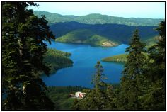 Lake Plastira, Karditsa, Greece