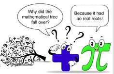 """Why did the mathematical tree fall over?"""