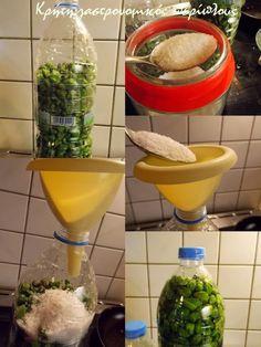 """Κάππαρη τουρσί με """"επαγγελματικό"""" τρόπο! - cretangastronomy.gr Food Hacks, Food Tips, Favorite Recipes, Homemade, Tableware, Glass, Kitchen, Dinnerware, Cooking"""