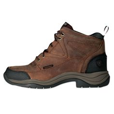 Ariat Terrain H2O waterproof. Ride and walk all day in these! Need!