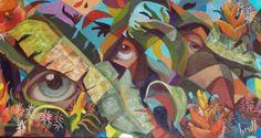 Pajaro Bobo by Pedro Brull - Pajaro Bobo Painting - Pajaro Bobo Fine Art Prints and Posters for Sale